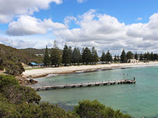 Middleton Beach and Ellen Cove