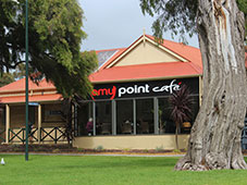 Emu Point Cafe